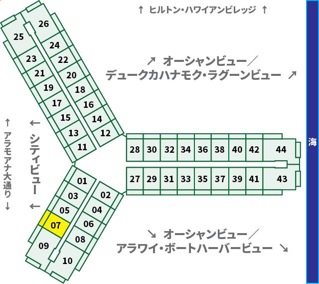 イリカイ・アパート:XX07号室