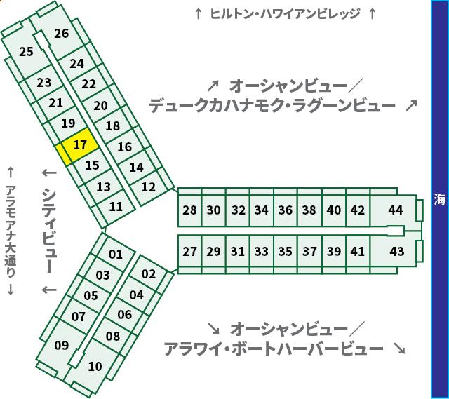 イリカイ・アパート:XX17号室