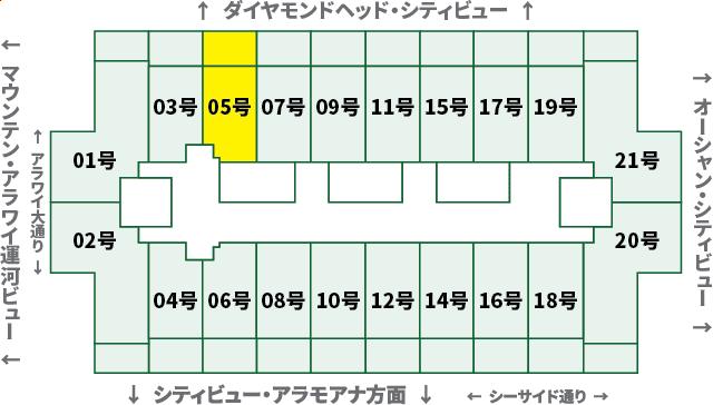 アイランドコロニー:XX05号室